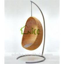 rattan hanging swing chair +cheap egg chair hanging