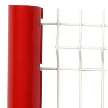 Оптовая продажа завода с покрытием из ПВХ открытый забор цена