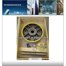 kone traction wheel KM506234G01 kone elevator traction wheel