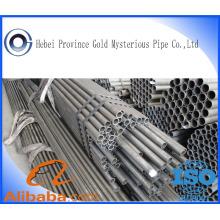 Tubo de aço estirado frio sem costura de alta qualidade / tubo de aço estirado a frio