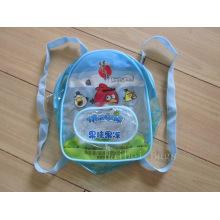 PVC Backpack School Bag (hbpv-61)
