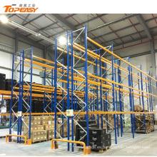 altura ajustable almacenamiento de almacenamiento de palet de servicio pesado