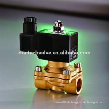 Direkt handeln Magnetventile für Luft-Wasser