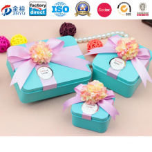 Custom Shaped Wedding Favor Box for Wedding Candy