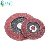 Chinês atacado boa qualidade de disco de aço inoxidável disco flap