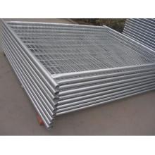 Clôture provisoire galvanisée à chaud de l'Australie (ISO9001: 2001)