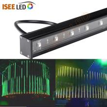 Barre de bande en aluminium d'éclairage de scène DMX512 LED