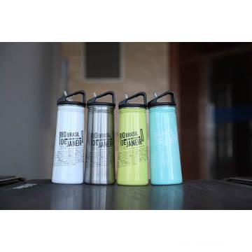 Ssf-580 Flask Stainless Steel Single Wall Outdoor Sports Water Bottle
