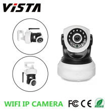 1mp de WiFi Ip CCTV cámara Webcam con micrófono