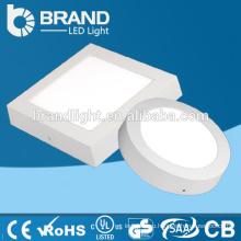 6w / 12w / 18w / 24w поверхностного монтажа круглый светодиодный потолочный светильник, потолочный светильник