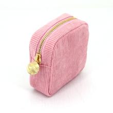 Cosmetic Bag Travel Makeup Bag Zipper Pouch for Women Girl Mini Coin Purse Wallets