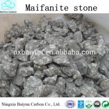 Medios filtrantes Nature Stone Maifanite de alta calidad para aguas residuales