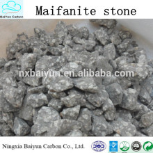 High quality Nature Stone Maifanite filter media for wastewater