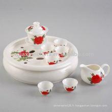 Ensemble de thé chinois kongfu JXSK006