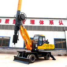 Portable Earth Water Well Drilling Rig Machine
