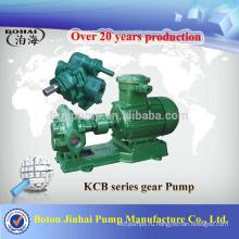 Заводская цена - шестеренчатый насос серии KCB с большим расходом / масляный насос / смазочный насос
