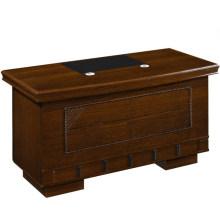 Mesa de escritório executivo de madeira comercial moderno mobiliário comercial
