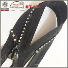 5 # Close End A Diamond Zippers de grado