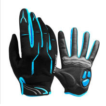 Profession Cycling Gloves Gel Palm Protector Aero Riding MTB Bike Motorcycle Hand Glove