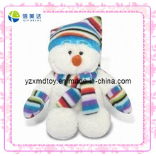 Funny Snowman Custom Plush Christmas Gift Toy (XDT-0183)
