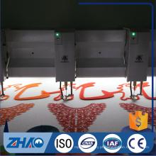 21 cabeças de costura de costura de linha de calcanhar preço da máquina de bordar a venda