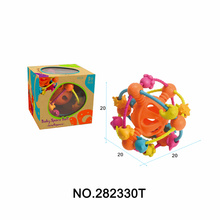 Baby Teether Bells Activity Baby Toy