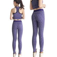 Pantalones de entrenamiento deportivo para mujeres Pantalones de entrenamiento deportivo de yoga