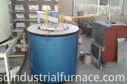 Nitriding Heat Treatment Equipment