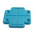 Piezas de plástico CNC de mecanizado CNC de precisión