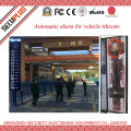 Automatic Alarm Under Vehicle Security Search Camera System with ANPR