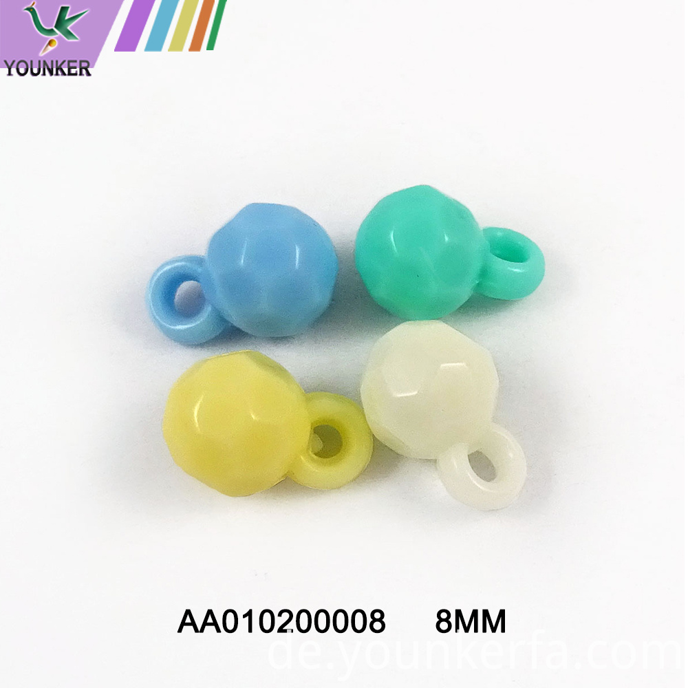 Acrylic Beads Pendant For Jewelry