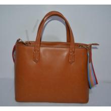 Fancy Nylon Strap PU Women Handbags (ZXH428)
