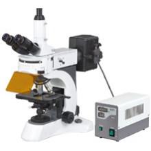 Microscopio Fluorescente Biológico de Laboratorio (N-800F)