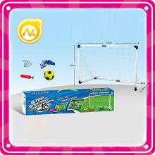 Jogo plástico do jogo da porta do futebol das crianças do brinquedo