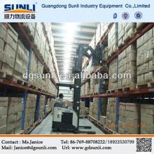 Hot sale storage double-deep shelving/double-deep pallet shelf