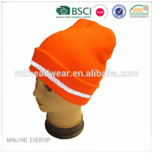 New Design Magic Reflective Hat/Reflective Knit Hat