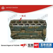 Ursprünglicher Yuchai YC6G-Zylinderblock 150-1002015C * -P2