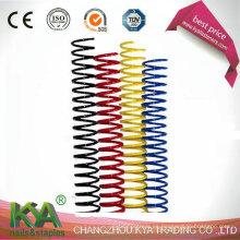 Alambre espiral recubierto de nylon-O