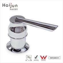Haijun Productos más vendidos Espuma de baño Espuma de metal Dispensador de jabón