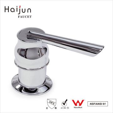 Haijun Most Selling Products Bathroom Foam Metal Foam Soap Dispenser
