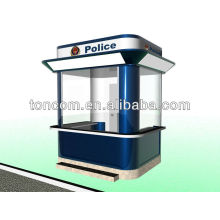 TGT-3 guard booth design and manufacture