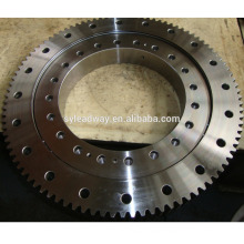 High Durability double row ball slewing bearing for telescopic platform