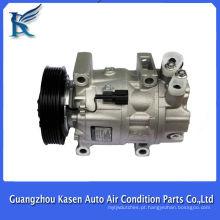OE # 92600-2Y010 PV6 CWV618 carro compressor embreagem a / c para nissan