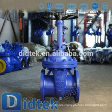 Válvula de compuerta con bridas DIN Didtek