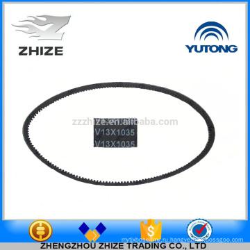 Китай горячей продажи автобуса поставщик запасные части 9405-00230 ремень двигатель для Ютонг ZK6129HCA