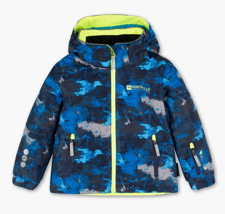 Boy water proof ski wear