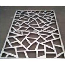fachadas de alumínio