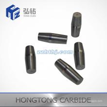 Peça de carboneto de tungstênio em forma especial especial