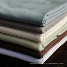 Pure Color 100% Polyester Fabric for Making Bedding Sheet