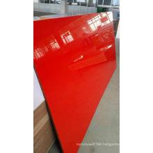 16mm Red Color UV MDF